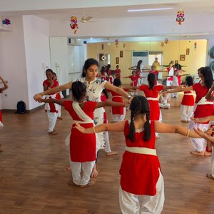 Learn Bharatanatyam with Prathvi Bhat